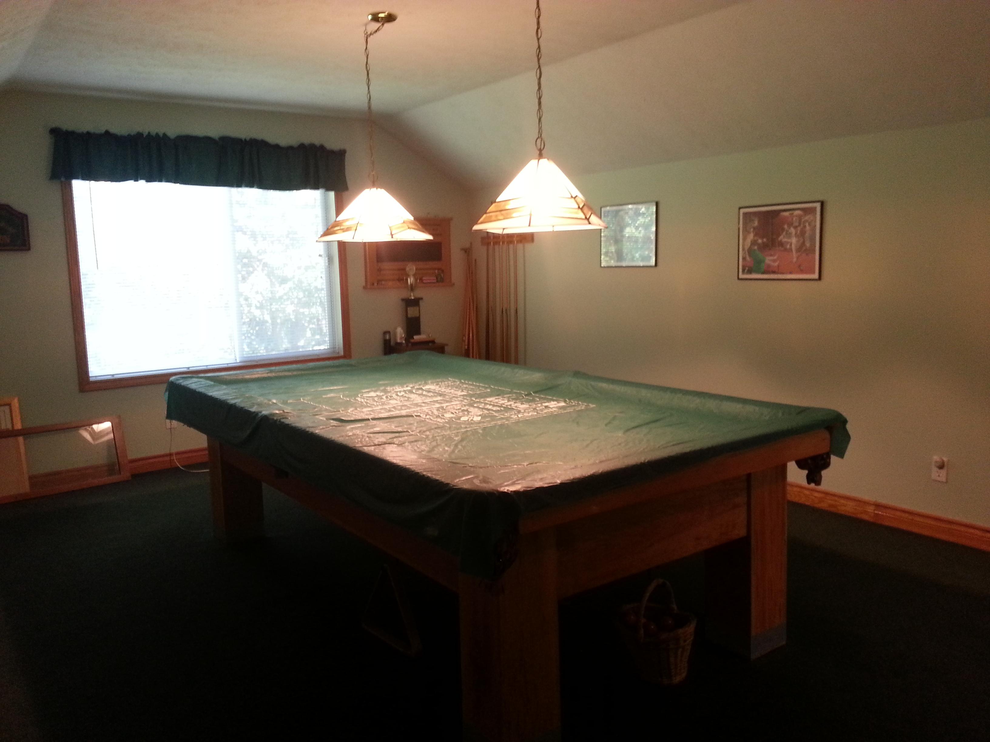 Pool room 1